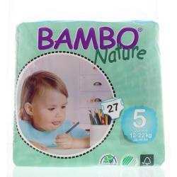 Nature babyluier 5 15-22kg