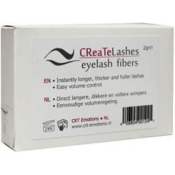 Eyelash fibers