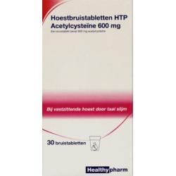 Acetylcysteine 600 mg HTP