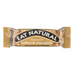 Coffee chocolate peanut