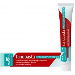 Tandpasta voor gebitsprotese
