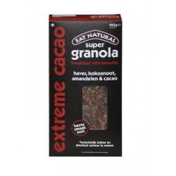 Granola extreem cacao