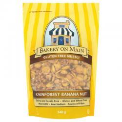 Rainforest granola banaan paranoot