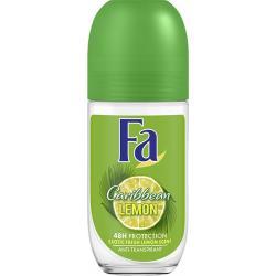 Deodorant roller Caribbean lemon
