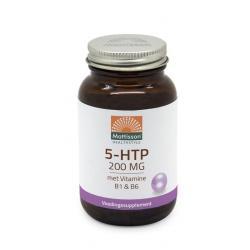 5-HTP 200 mg vitamine B1 & B6