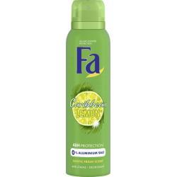 Deodorant spray caribbean lemon
