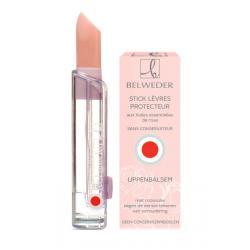 Lippenbalsem met rozenolie