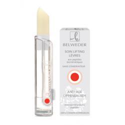 Lippenbalsem anti-age met biomimetische peptiden