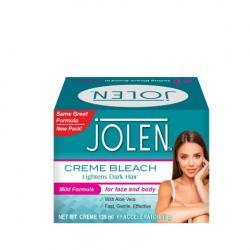Ontkleuringscreme creme bleach mild aloe vera