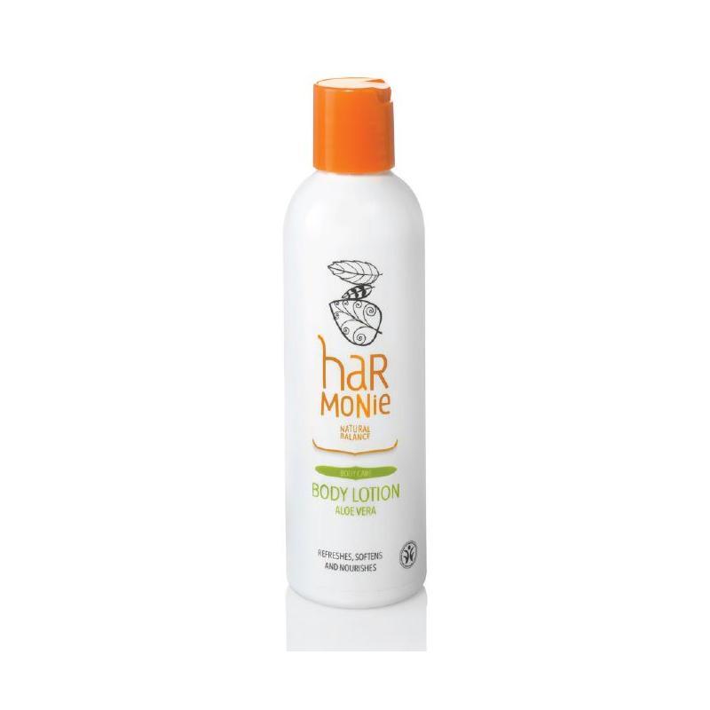 Aloe vera body lotion