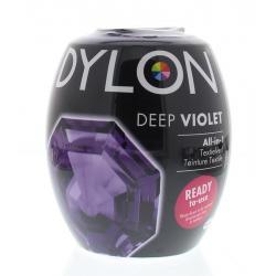 Pod deep violet