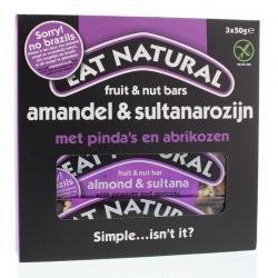 Amandel & sultana rozijn 50 gram