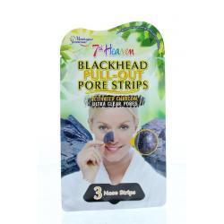 7th Heaven gezichtsmasker charcoal pore strips