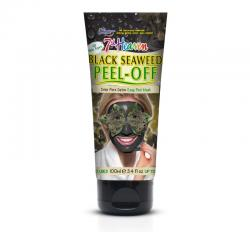 7th Heaven gezichtsmasker black seaweed peel off