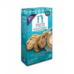 Breakfast biscuit pure chocolade & kokos