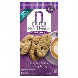 Breakfast biscuit blueberry & raspberry