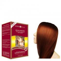 Henna haarverf poeder bruin