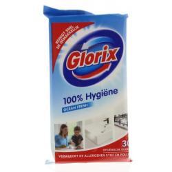 Hygienische doekjes normaal navul