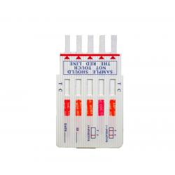 Drugtest 5 multi urine