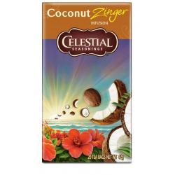Coconut zinger tea