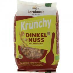 Krunchy amaranth spelt amandel