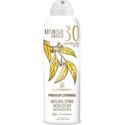 Botanical continuous spray SPF30