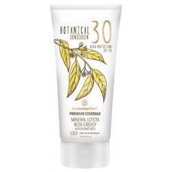 Botanical lotion SPF30