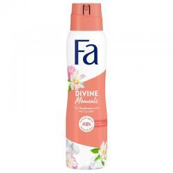 Deodorant spray divine moments