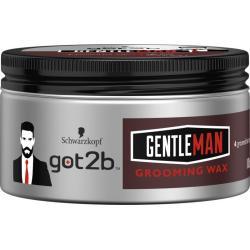 Gentleman grooming wax