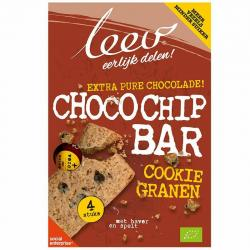 Bio oerrr koek choco-chip & granen