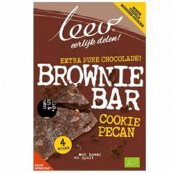 Bio oerrr koek brownie, pecan & granen