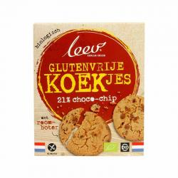 Bio glutenvrije choco chip koekjes