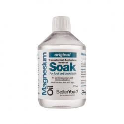 Magnesium oil original soak