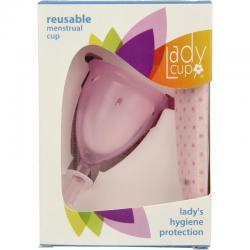 Menstruatie cup pink maat S 40 mm