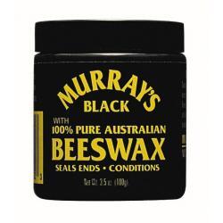 Beeswax black