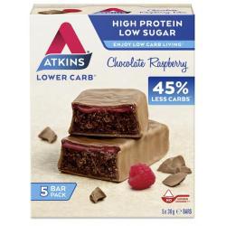Chocolate raspberry reep 30 gram