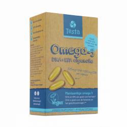 Omega 3 algenolie - vegan omega-3 DHA + EPA