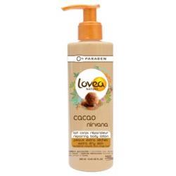 Cocoa body lotion
