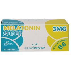 Melatonine super 3 mg
