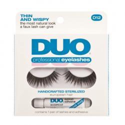 Kunstwimpers professional eyelash kit 12