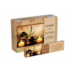 Wierook goloka aromatherapy nutmeg