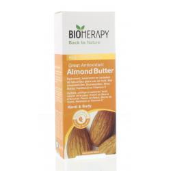Great antioxidant almond butter hand body cream