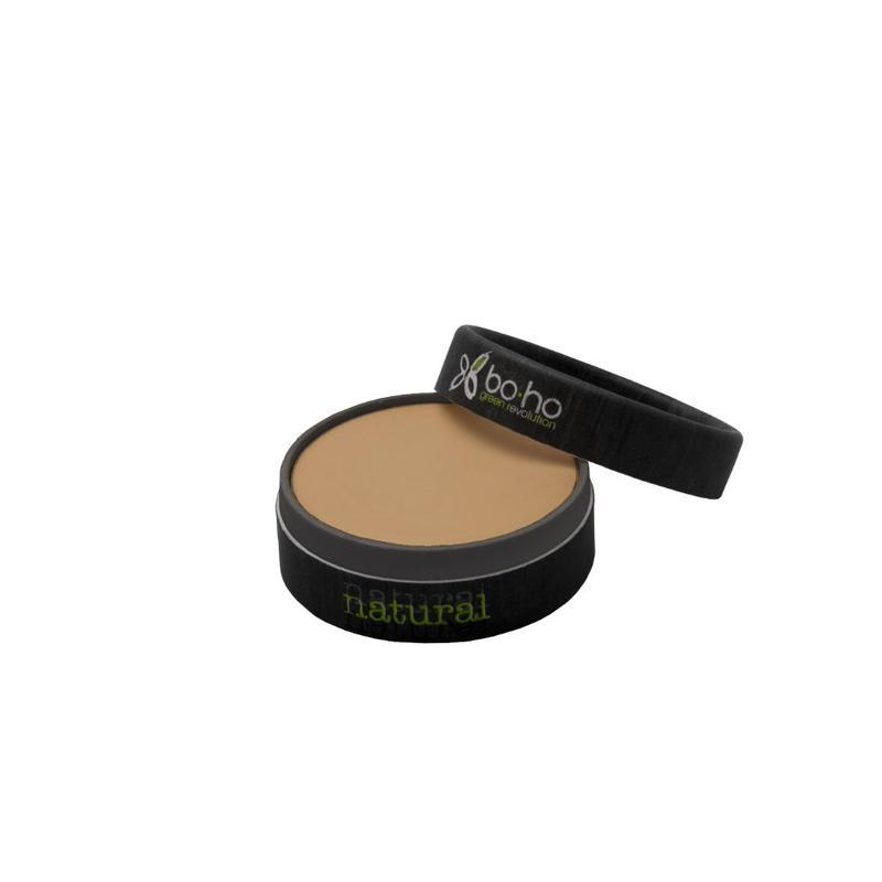 Compact foundation beige diaphane 01