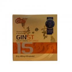 Ginst15 Korean ginseng soft capsules