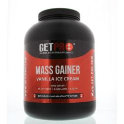 Mass gainer vanille ice creme