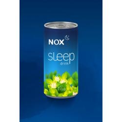 Sleep drink blikje