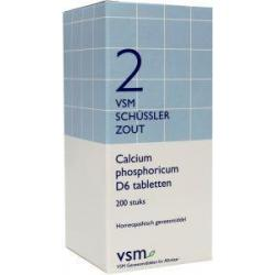 Calcium phosphoricum D6 Schussler 2