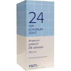 Arsenum jodatum D6 Schussler 24