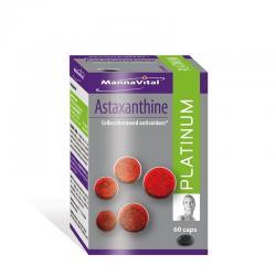 Astaxanthine platinum
