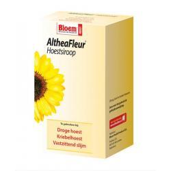 Altheafleur hoestsiroop